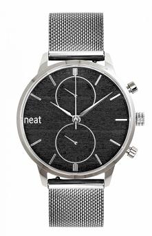 Neat Zegarek męski stalowy Chrono 42 N155