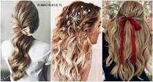 Piękne fryzury idealne na Ś...