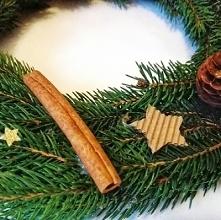 Wianek świąteczny diy