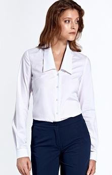 Nife Klasyczna koszula z ko...