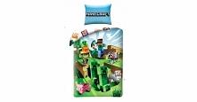 Pościel Minecraft Creeper dla dzieci