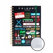 Notes Friends - serial Przyjaciele