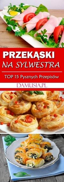 Sylwestrowe Przekąski – TOP...