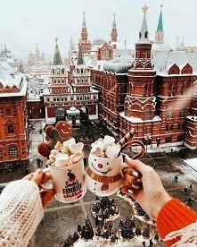 Zimowa odsłona pięknego mia...