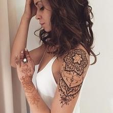 Tatuaż mandala