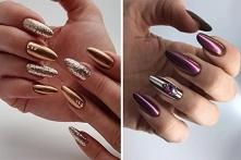 Sprawdźcie najlepsze pomysły na sylwestrowe paznokcie!