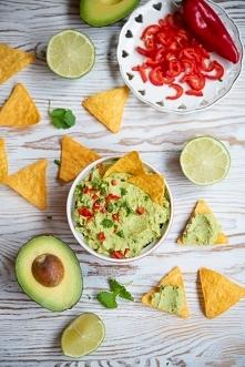 Domowe guacamole