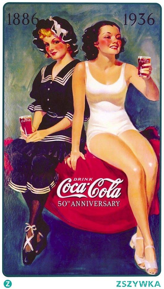 coca cola - 50 lat