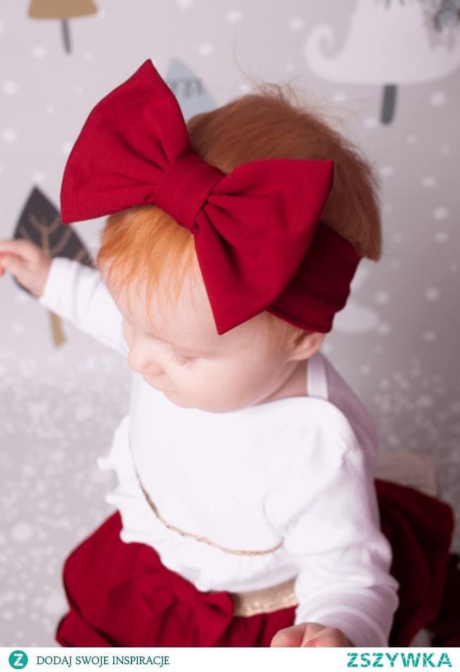 Eleganckie ubranka niemowlęce na Święta