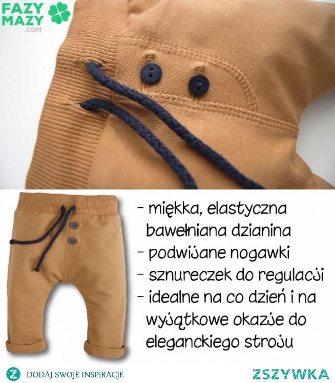 Kupujemy spodnie niemowlęce – jak je dobrać?