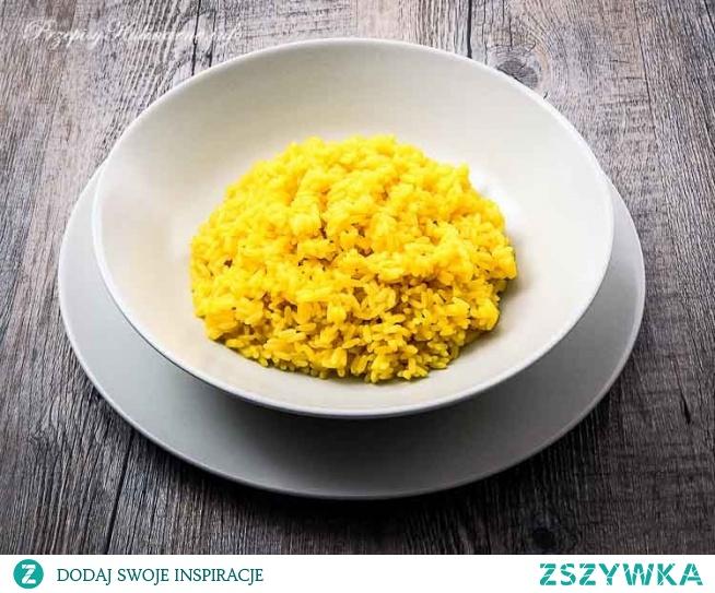Ryż z szafranem