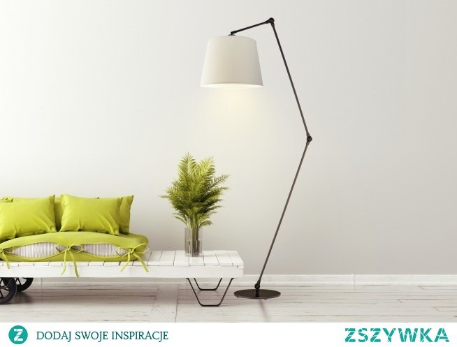 Lampa podłogowa MANILA to synonim elegancji, funkcjonalności oraz ponadczasowego designu. Ruchomy przegub podkreśla nowoczesny charakter lampy. Jej praktyczna regulacja ustawienia stelaża lampy powoduje, że korzystanie z niej stanie się czystą przyjemnością. Dzięki swej smukłej i uniwersalnej budowie skomponuje się ona  z różnymi rodzajami pomieszczeń oraz różnorodnymi stylami w jakich zostały urządzone.  Lampa dostępna jest w kilkunastu kolorach: biały, ecru, jasny szary (tzw. gołębi), miętowy, musztardowy, różowy, jasny fioletowy, beżowy, szary (stalowy), czerwony, niebieski,fioletowy, butelkowa zieleń, granatowy, grafitowy, brązowy, czarny, szary melanż (tzw. beton). Oraz w 3 kolorach stelaża: biały, srebrny, czarny.