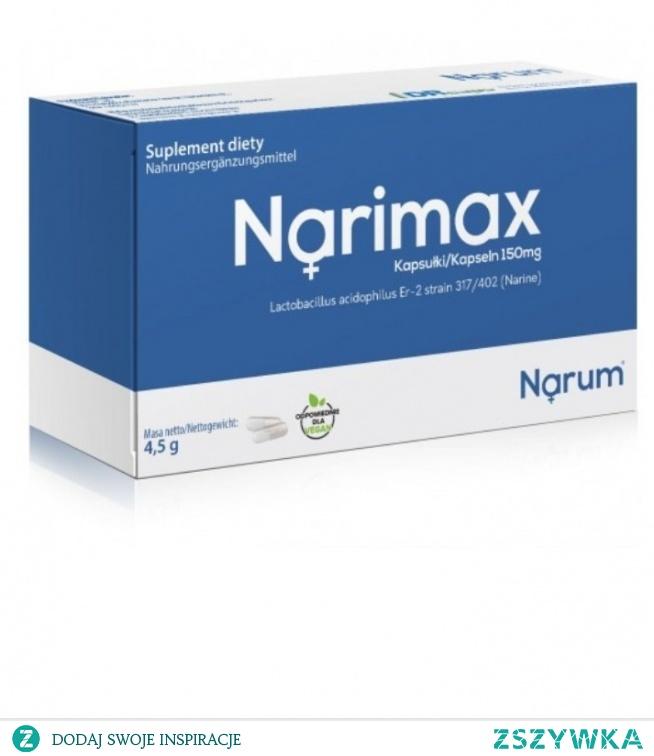 Narimax to suplement, który jest klasycznym probiotykiem. Jego bazą jest Narine bakteria, która wspaniale wzmacnia organizm, szczególnie po antybiotykoterapii.
