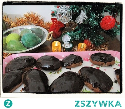 Susumelle, kalabryjskie pierniki nadziewane - Susumelle,Spiced Calabrian Biscuits Recipe - Sussumelle calabresi