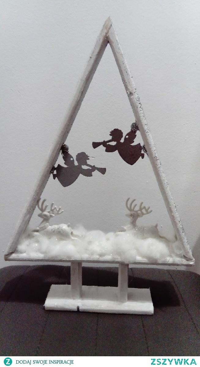 Pomysł na ciekawą dekorację świąteczną