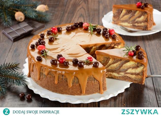 Świąteczny sernik tysiąca smaków