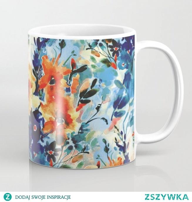 Kubek ze wzorem - Floral watercolor - series 1  Floral watercolor - series 1 Coffee Mug
