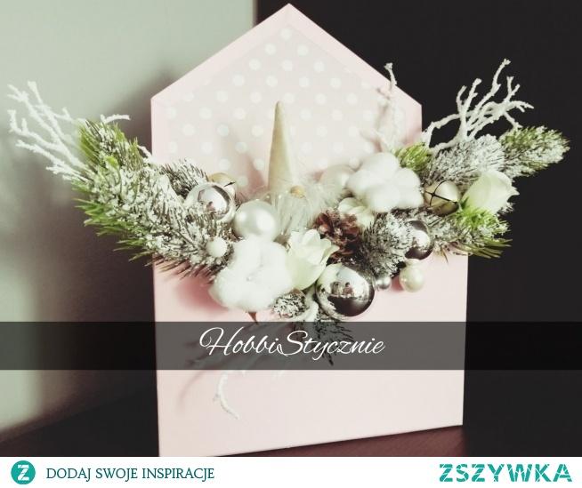Flower Box Koperta :)