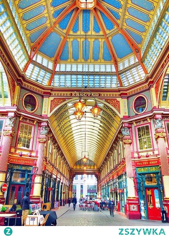 Centrum handlowe w Londynie