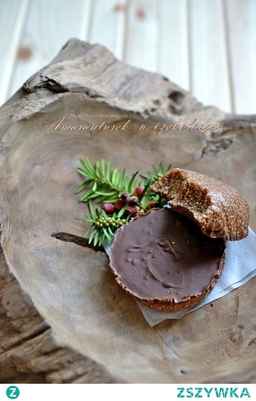 Amarantusek w czekoladzie