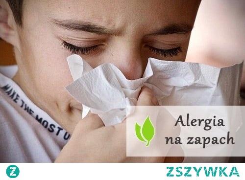 Alergia na zapach - czym się objawia?