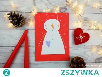 Tutorial, z którego dowiecie, jak wykonać 3 ciekawe kartki świąteczne :)