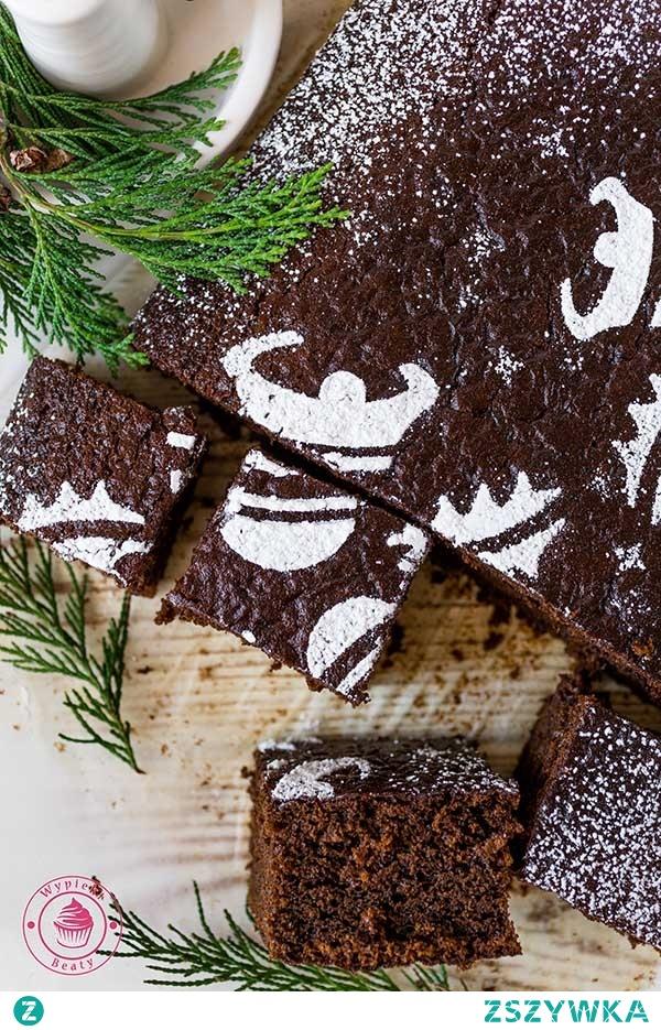 Piernik na melasie - Najlepsze przepisy | Blog kulinarny - Wypieki Beaty
