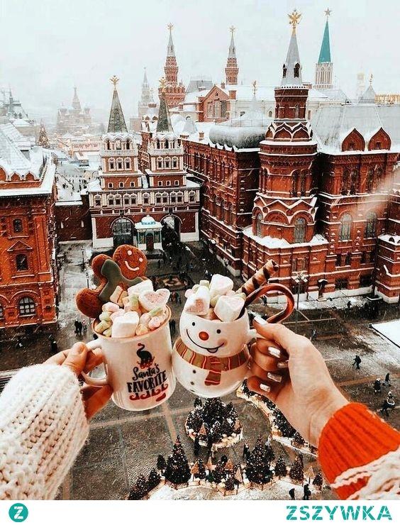 Zimowa odsłona pięknego miasta