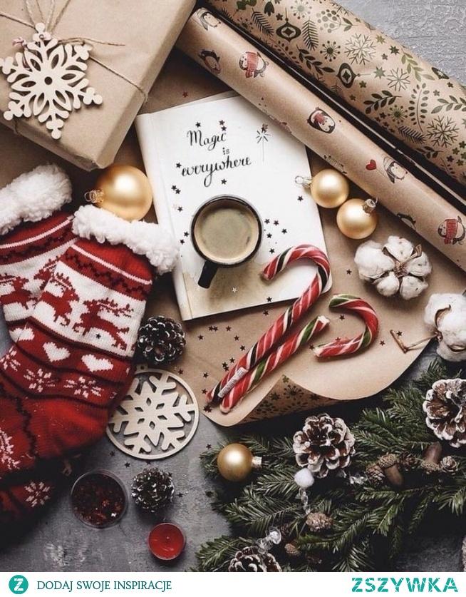 Dodamy jeszcze kilka świątecznych zdjęć na umilenie Wigilii!