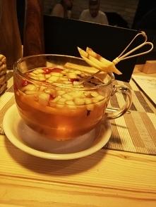 Aromatyczna zimowa herbata