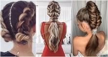 Piękne fryzury idealne na S...
