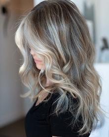 gray blonde