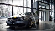 C63s edition 1 to wyjątkowy model Mercedesa. Ten samochód łączy sobie elgancję, moc i zadziorność.