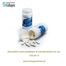 Professional Collagen w kapsułkach