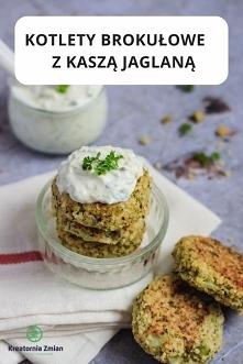 Kotlety wegetariańskie z br...