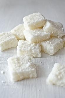 Haupia - hawajski deser kokosowy☆☆☆ Uwielbiam go :)