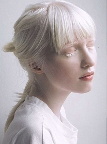 ☆Fotografie☆ - Albinoska