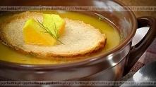Zupa chlebowa z piwem