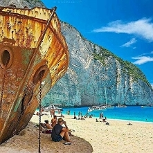 Słoneczna Grecja, niesamowi...