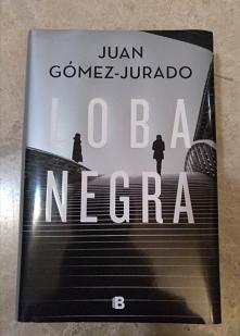 """3/20""""Czarna wilczyca""""Juan Gómez-Jurado.Poproszono mnie o recenzje t..."""