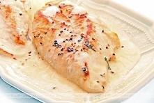 Ryba gotowana w śmietanie