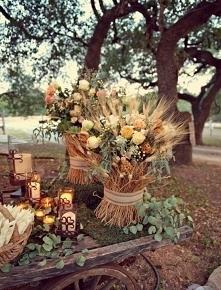 ozdoby na wesele :)