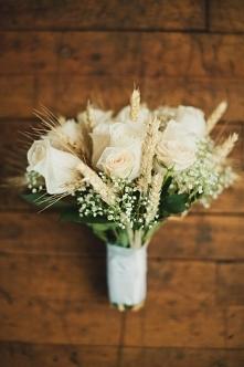 bukiet do ślubu :)