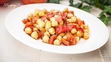 Ciecierzyca z pomidorami Reni