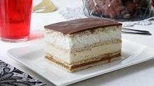 Ciasto 3 Bit bez pieczenia. Ciasto, które ma fanów nie tylko w Polsce. Bez pi...