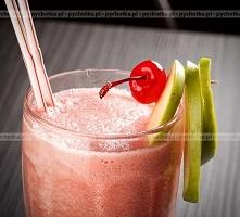 Owocny słodki napój