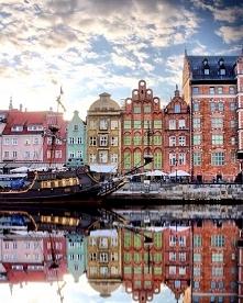 Puzzle krajobrazy, Gdańsk, ...