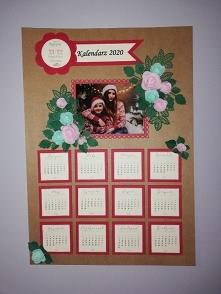 Kalendarz na dzień babci i ...