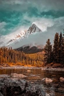 Kanada, Mount Assiniboine