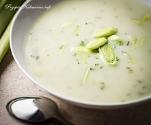 Zupa z porem
